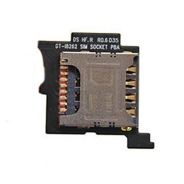 Samsung Galaxy Core I8262 SIM-kort Leser