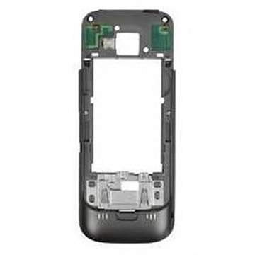 Nokia C5 Dekselramme - Varm Grå