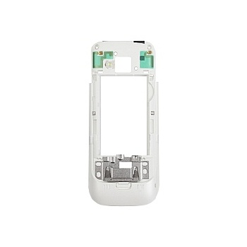 Nokia C5 Dekselramme - Hvit