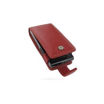 Sony Ericsson Idou PDair Lærveske - Rød
