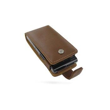 Sony Ericsson Idou PDair Lærveske - Brun