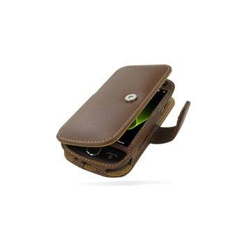 Samsung i8000 Omnia II PDair Lærveske 3TSSI8B41 - Brun