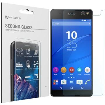 Sony Xperia C5 Ultra 4smarts Second Glass Skjermbeskytter