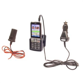 Nokia C5 Fix2Car Aktiv Holder for fastmontering