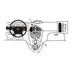 Brodit ProClip Citroen C5 01-04