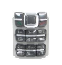 Tastatur Nokia 1600 - Dark Chrome