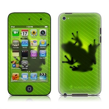 iPod Touch 4G Frog Skin