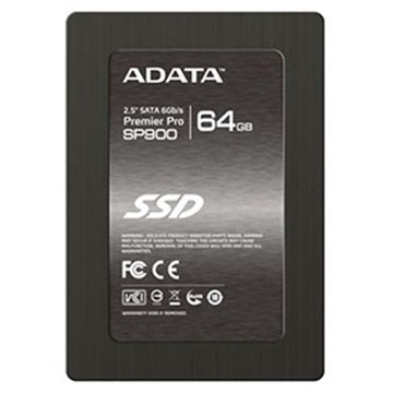 Adata Premier Pro SP900 SATA 6Gb/s SSD 2,5 - 64GB