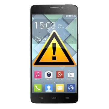 Alcatel One Touch Idol X Reparasjon av SIM-kort Leser