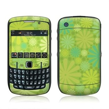BlackBerry Curve 8520, 8530 Lime Punch Skin
