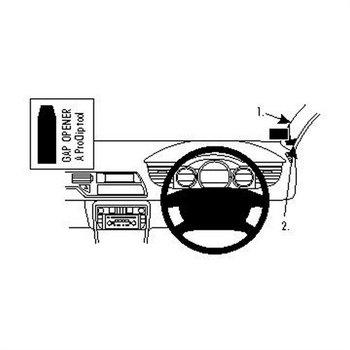 Brodit 604182 ProClip Citroen C5 III 08-15