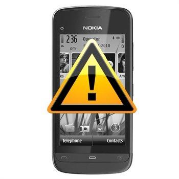 Nokia C5-03 Reparasjon av UI Board