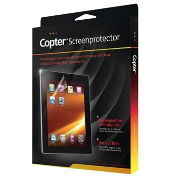 iPad Air, iPad Air 2 Copter Beskyttelsesfilm