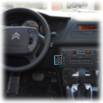 Dash Mount - Citroen C5 2011-