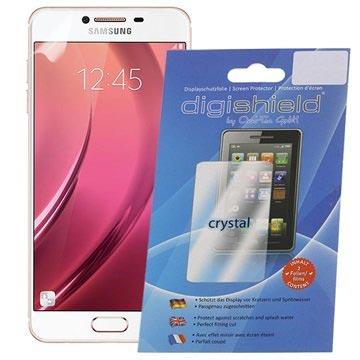 Samsung Galaxy C5 Digishield Beskyttelsesfilm - Kristallklar