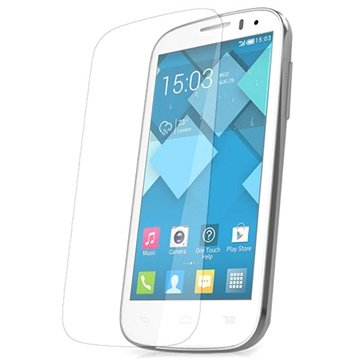 Alcatel One Touch Pop C5 Tempered Glass Beskyttelsesfilm