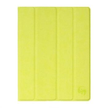 Fenice Creativo Lærveske - iPad 2, iPad 3, iPad 4 - Grønn