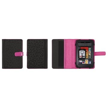 Griffin Elan Passport Tablet Veske 7 - Svart / Rosa