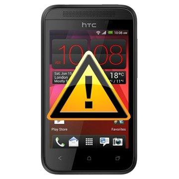 HTC Desire 200 Reparasjon av SIM-kort Leser