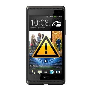 HTC Desire 600 dual sim Reparasjon av SIM-kort Leser