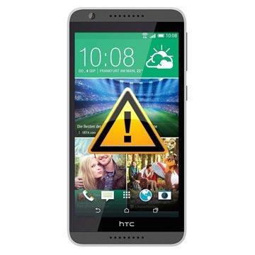 HTC Desire 820 Reparasjon av SIM-kort Leser