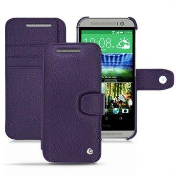 HTC One (M8), One (M8) Dual Sim Noreve Tradition B Lommebok L?rveske -