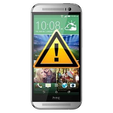 HTC One (M8) Reparasjon av SIM-kort Leser