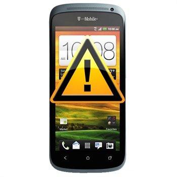 HTC One S Reparasjon av SIM-kort Leser