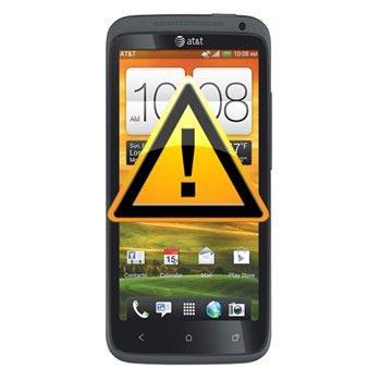 HTC One X Reparasjon av SIM-kort Skuffe - Hvit
