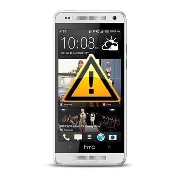 HTC One mini Reparasjon av SIM-kort Leser