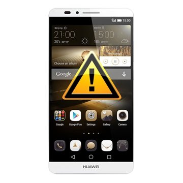 Huawei Ascend Mate7 Reparasjon av SIM-kort Leser