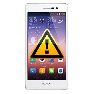 Huawei Ascend P7 Reparasjon av SIM-kort Leser
