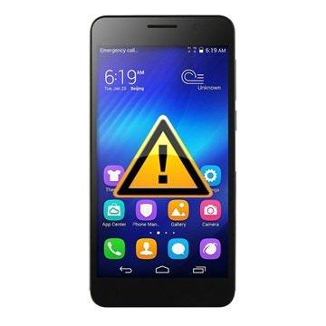 Huawei Honor 6 Reparasjon av SIM-kort Leser