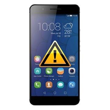 Huawei Honor 6x Reparasjon av SIM-kort Leser