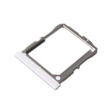 LG G2 SIM-kort Skuffe - Hvit