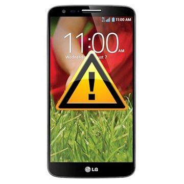 LG G2 Reparasjon av SIM-kort Leser