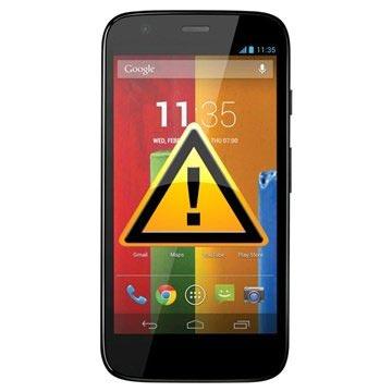 Motorola Moto G Reparasjon av SIM-kort Leser