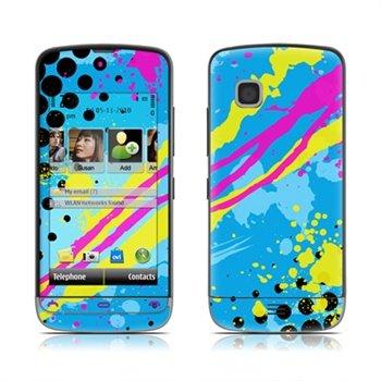 Nokia C5 Acid Skin