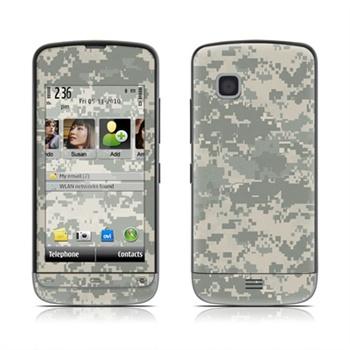 Nokia C5 ACU Camo Skin