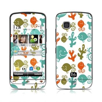 Nokia C5 Ambient Reef Skin