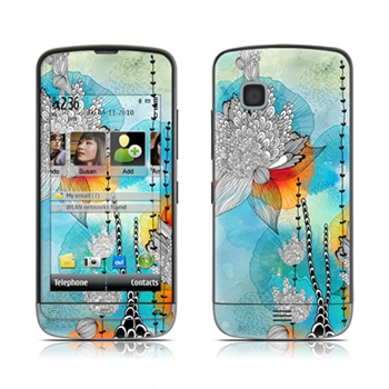 Nokia C5 Coral Skin