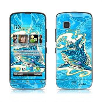 Nokia C5 Dolphin Daydream Skin