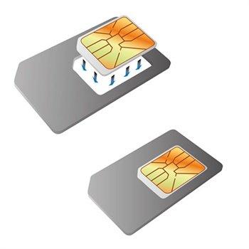 Nano SIM-kort Til SIM-kort Adapter