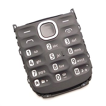Nokia 111 Tastatur Latin - Svart
