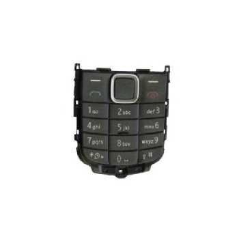 Nokia 1616 Tastatur Latin - Svart