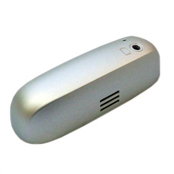Nokia C5-03 Bunndeksel - Sølv