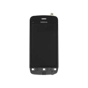 Nokia C5-03 Front Deksel - Cool Grå