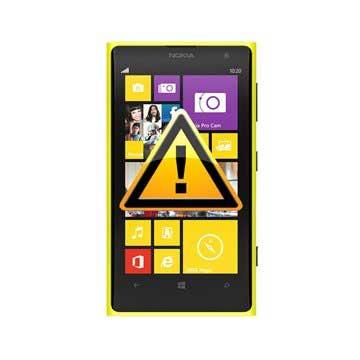 Nokia Lumia 1020 Reparasjon av SIM-kort Leser
