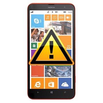 Nokia Lumia 1320 Reparasjon av SIM-kort Leser