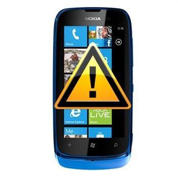 Nokia Lumia 610 Reparasjon av SIM-kort Leser